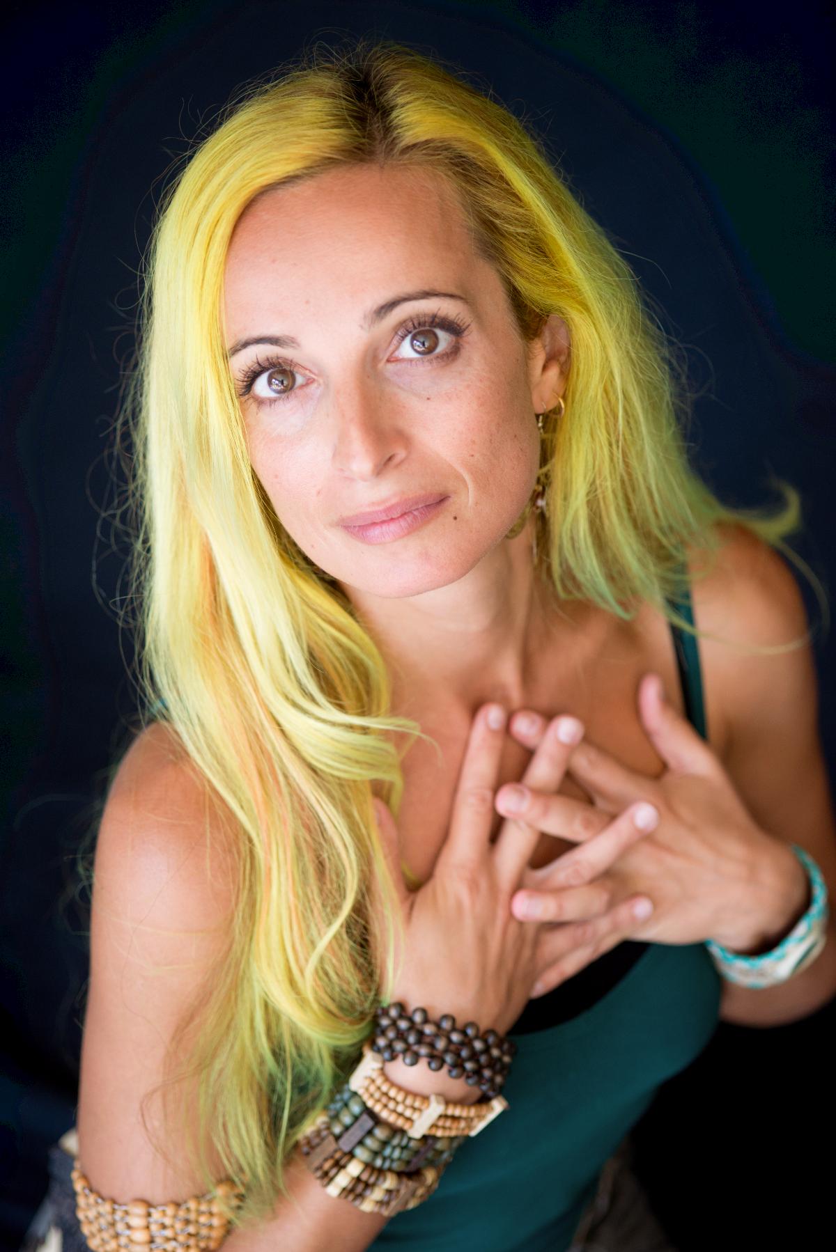 Dina Kleiman energy healing, reiki